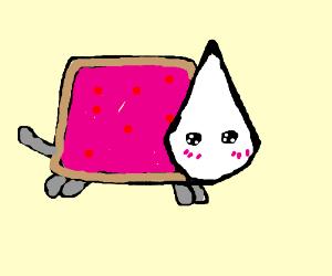 Nyan cat joins kkk