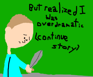 But I came back for revenge(Continue Story)