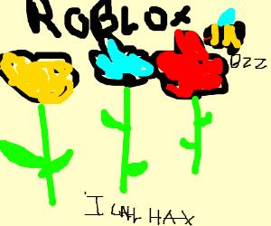 Flower hacks roblox