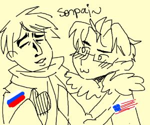 Russia x USA Erotica