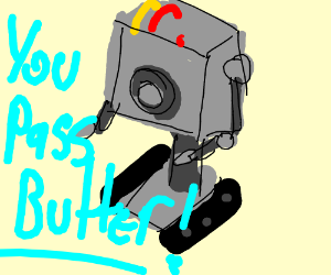 the butter robot rick and morty