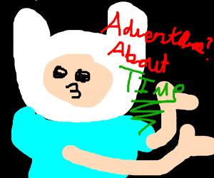 terrible adventuretime non-adventuretime pun