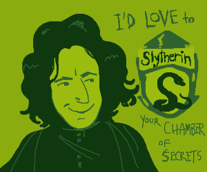 Snape Saying Cheesy Innuendoes Puns