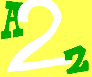 Colourful A2Z