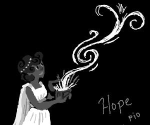 Hope, pass it on!