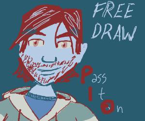 free draw! Pio
