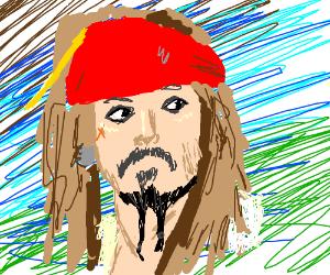 That's CAPTAIN Jack Sparrow! Ye savy?