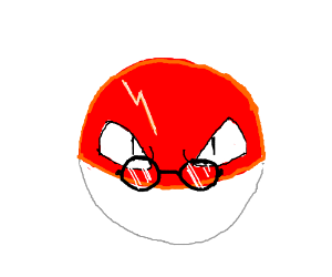 Harry Potter is a Voltorb