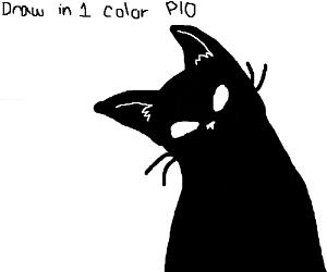 draw in a color (pio)