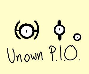 UnKnown P.i.O