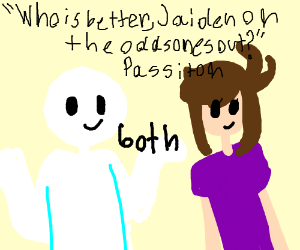 Who is Better Jaiden Or TheOddsonesout PIO