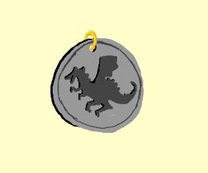 Grey Dragon emblem (Strange Music Logo?)