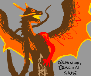 obligatory dragon game