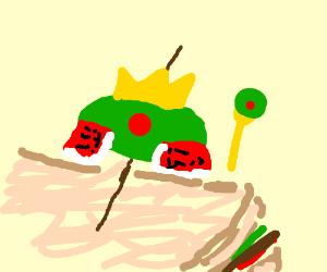 olive king