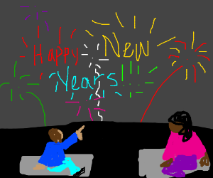 draw new years day
