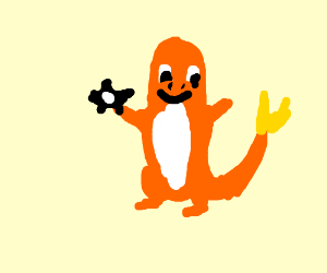 charizard with sharingan