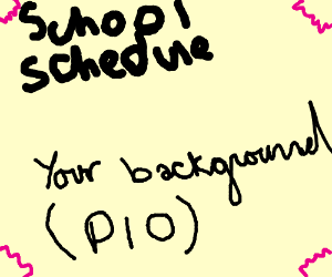 Your Background PIO (pass it on)