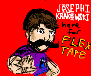josephi krakowski drawception