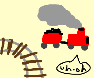 No derails!