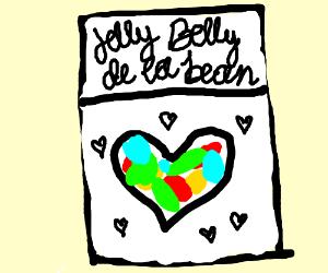 jelly belly de la bean