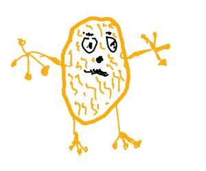 man potato