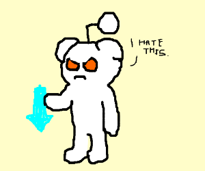 Step 1: Release the lost souls of reddit - Drawception