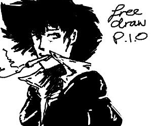 Free draw...