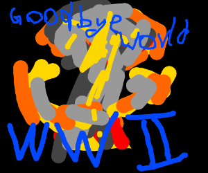 ww2 was the end of the world