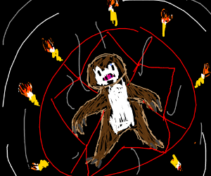 Sloth ritual