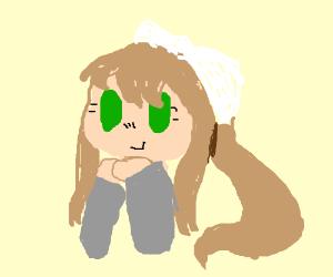 Chibi Anime(Just Monika)