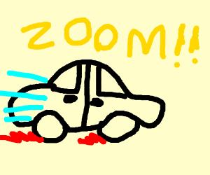 car goes zoom