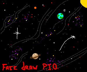 Free draw PIO! (What a lovely drawing)