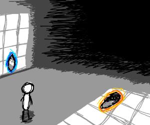 Portal 3: Hanging around...