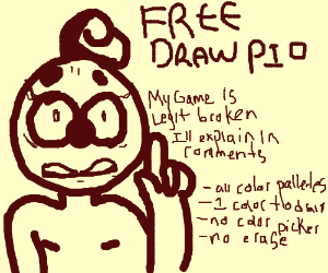 Free Draw P.I.O. (Pass it On)