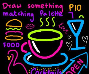 Draw Something Matching Palette PIO