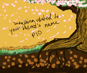 Something related to your theme's name PIO