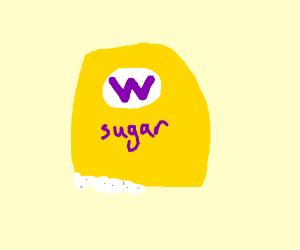 Wario with sugar