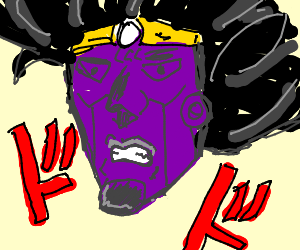 Jojos bizzare adventure stand stares at you