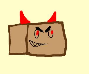 Tiny Box Tim is Evil