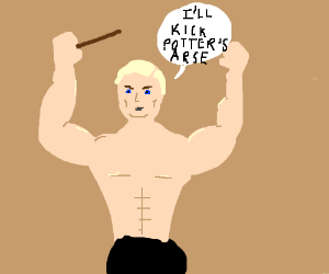 Draco Malfoy is Hot!
