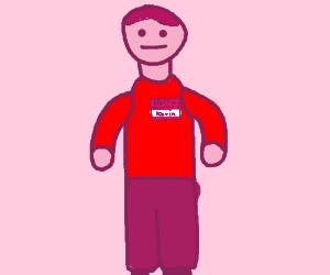 Man named Kevin