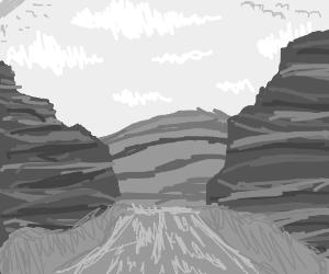 Bottom of the Canyon