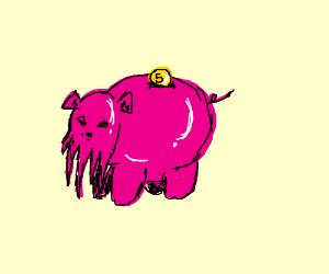 cthulhu piggy bank