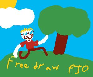 Free Draw (Pass it On)