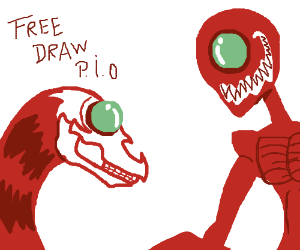 Free Draw P.I.O. (hey Scry01)