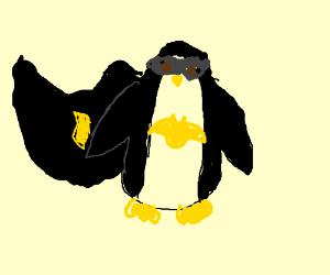 Penguin as batman