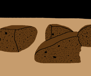 Seitan bread