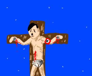 Jesus Christ is a Nazi