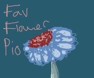 Favorite Flower PIO