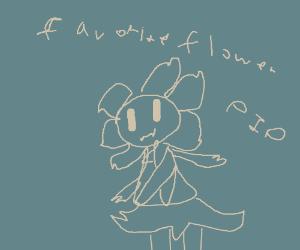 favorite flower PIO(pansy)